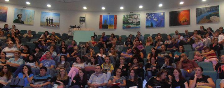 הרצאות מכללת הורים