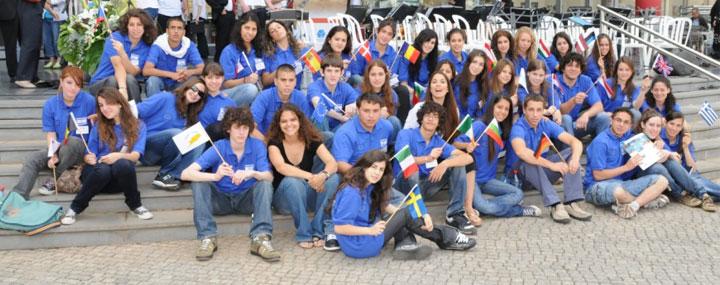 דיפלומטים צעירים